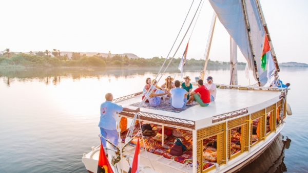 Nile Felucca Adventure-9 Days