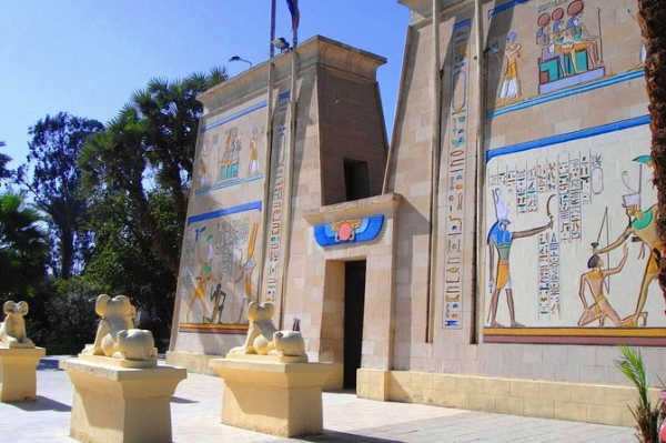 Cairo Trips - The pharaonic village