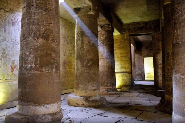 Tour Dendera Temple from Luxor