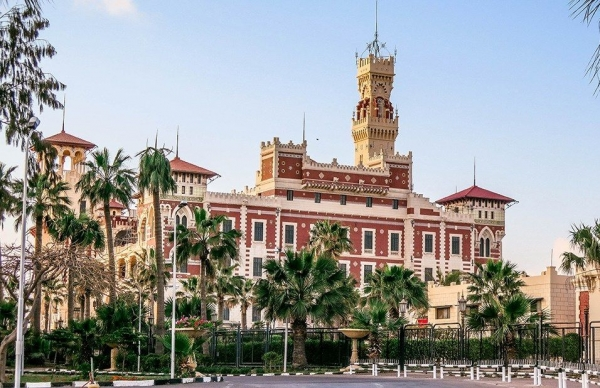 Tour Montazah palace and park from Alexandria Hotel