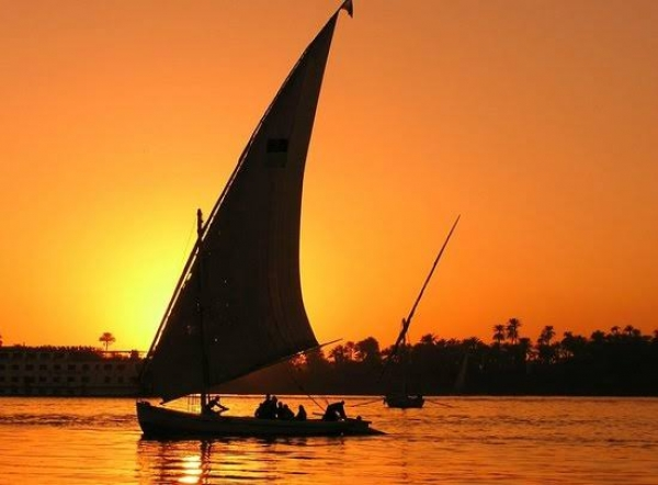 Nile Felucca Vacation in Egypt