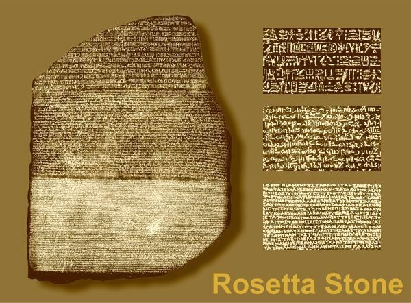 Text of the Rosetta Stone
